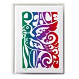 Peace Now, Vintage Poster Boxed Holiday Cards, set of 12