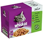 Whiskas Singles Favourites in Jelly 1...