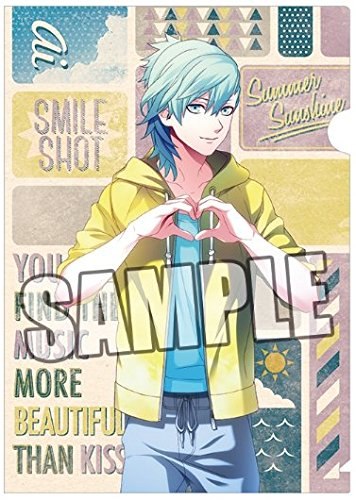 [Uta no Prince sama clear file SMILE SHOT Ver. Ai Mikaza From Japan New] (Alien Dress Up Ideas For Kids)