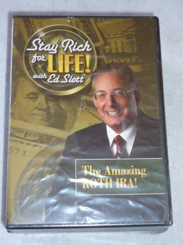 Stay Rich for Life! Set of 6 DVDs & 1 Audio CD: The Amazing ROTH IRA; Top 20 Strategies for 2010; Watch Out-7 Red Flags of Financial Scams; Weathering a Financial Storm; Your Beneficiary Guide; A Public TV. Special; One on One with Ed Slott-Audio Cd PDF