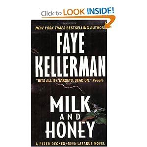 Milk and Honey - Faye Kellerman