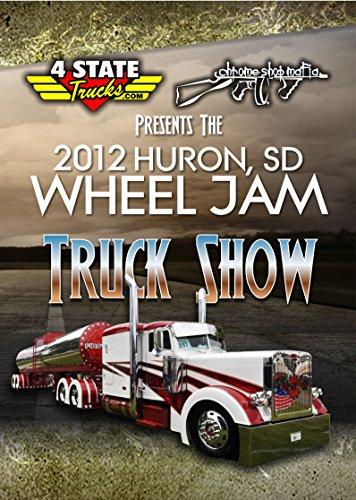 Wheel Jam 2012 Truck Show