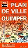Plan de Quimper et de son agglomération