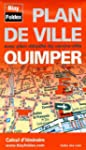 Plan de Quimper et de son agglomration