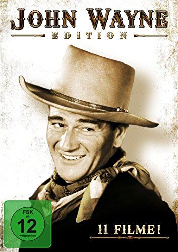 John Wayne Edition [11 Filme auf 3 DVDs]