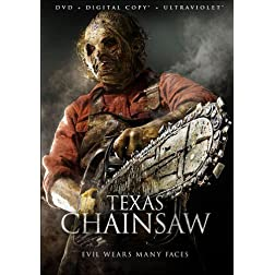 Texas Chainsaw [DVD + Digital Copy + UltraViolet]