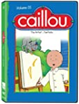 Caillou - The Artist (Bilingual)
