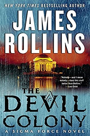 book cover of The Devil Colony