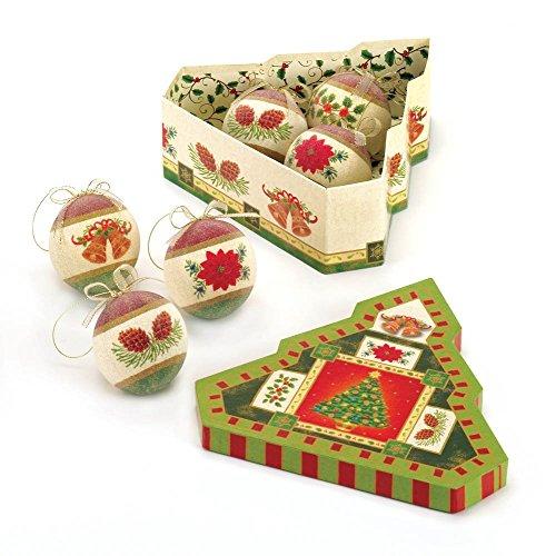 CHRISTMAS TREE ORNAMENT SET – 10016078