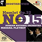 Symphony No.15, Hamlet incidental musicby Russian National...