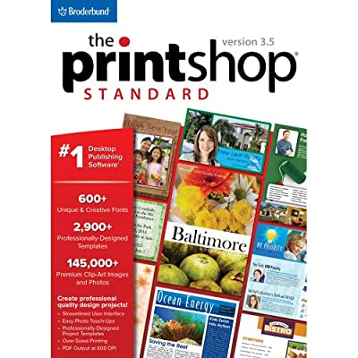 The Print Shop 3.5 [Download]