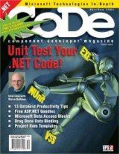 CODE Magazine - 2004 - November/December