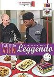 img - for L'appetito vien leggendo: Ricette dai libri (Italian Edition) book / textbook / text book