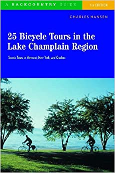 25 Bicycle Tours In The Lake Champlain Region Scenic