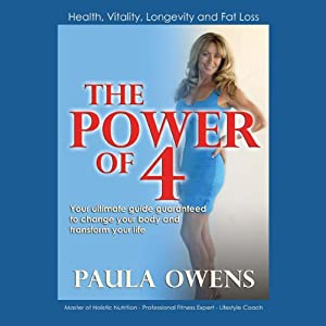 The Power of 4 Audiobook