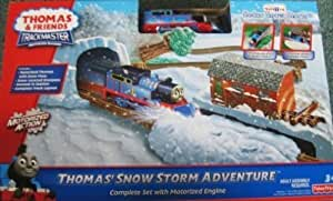 FISHER PRICE THOMAS SNOW STORM ADVENTURE