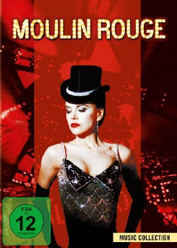 Moulin Rouge - Music Collection [Alemania] [DVD]
