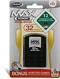 echange, troc Datel DT-4202 - DATEL PS2 Max Memory 32MB Special Edition + 10 Games DT-4202
