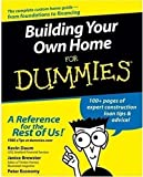 img - for Building Your Own Home For Dummies by Kevin Daum (Feb 25 2005) book / textbook / text book