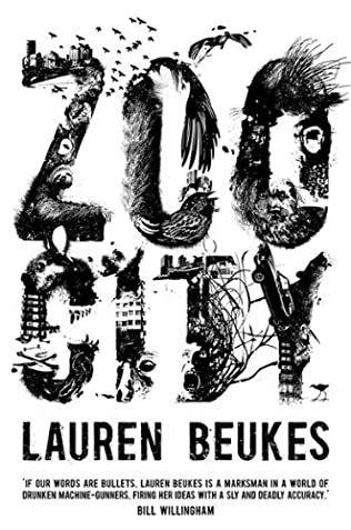 book cover of Zoo City