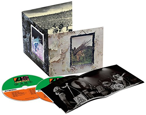 Led Zeppelin - Led Zeppelin IV - (Atlantic 2401 012) - A4 - Zortam Music
