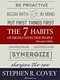 The 7 Habits of Highly Effective People - Interactive Edition