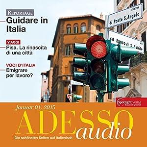ADESSO audio - Pisa. 1/2015 Hörbuch