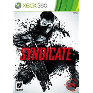 Syndicate XBox 360 Video Game