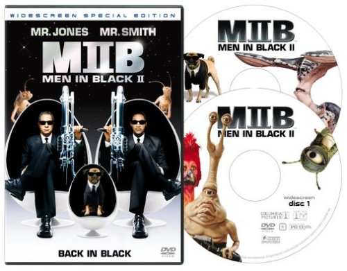 Cover art for  Men in Black II (Widescreen Special Edition)
