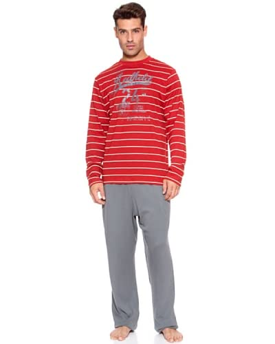 Abanderado Pijama Caballero Redfield