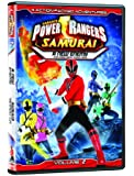 Power Rangers: Samurai, Volume 2: A New Enemy