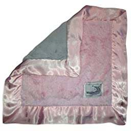 Lullaby Nights \'Ultra Combo\' Blanky Pink/Silver