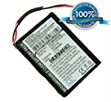 1100mAh Li-ion Replacement Battery for Magellan Maestro 4000, Maestro 4010, Maestro 4000T, Maestro 4040, Maestro 4050