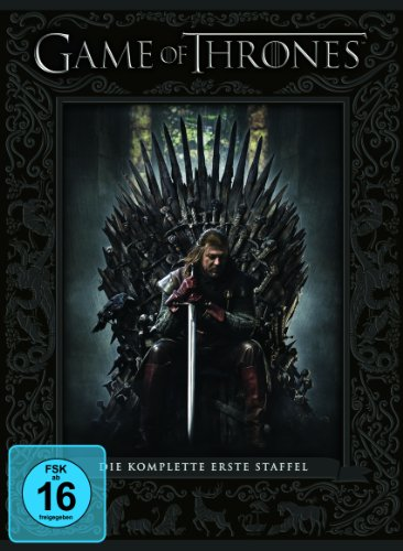 Game of Thrones - Die komplette erste Staffel [5 DVDs]