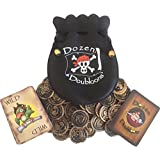 Dozen Doubloons - A Pirate's Card Game: All New Card Game for One, Two, Three, or Four Players