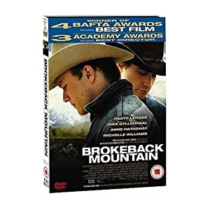 Brokeback Mountain [PAL, Region 2, Import]