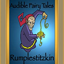 Rumplestiltzkin Audiobook by Andrew Lang Narrated by Roscoe Orman