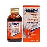 (2 Pack) - Pharmaton - Pharmaton Vitality | 100's | 2 PACK BUNDLE (Tamaño: Pack Of 2)