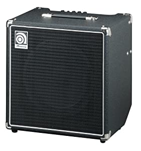 Ampeg BA112 BassAmp Series 1x12 Solid State Bass Combo Amplifier, 50 Watt