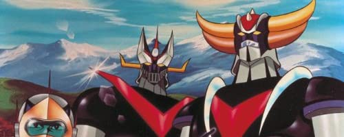 <初回生産限定>MAZINGER THE MOVIE Blu-ray 1973~1976