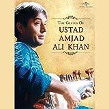 The Genius Of Ustad Amjad Ali Khan (3-CD Set / Includes Ragas : Yaman, Bageshwari, Jhanjhoti, Durga / Collector's Edition)