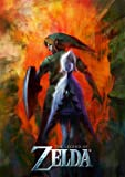 The Legend Of Zelda Poster Display A3