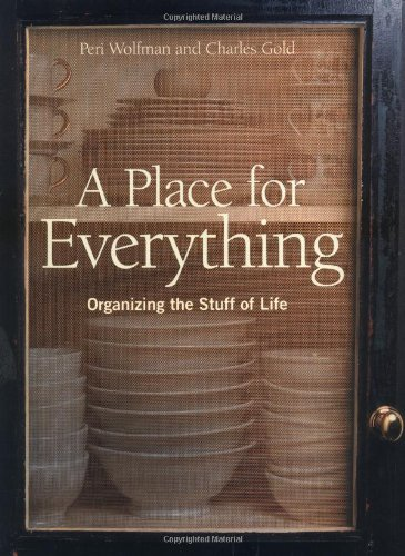 A Place For Everything: Organizing The Stuff Of Life front-575297