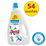 Persil Small & Mighty Non-Bio Liquid 54 Wash 2x1.89L