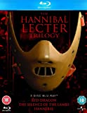 The Hannibal Lecter Trilogy Blu Ray Set (Region Free) (2011)