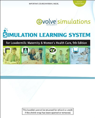 Simulation Learning System for Lowdermilk: Maternity & Women's Health Care (Access Code), 9e
