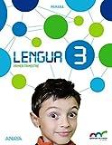 img - for Lengua 3. (Con Lecturas: Los misterios de Lupas 3.) book / textbook / text book
