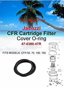 Jacuzzi/Cantar CF O-ring Cover 47038047R