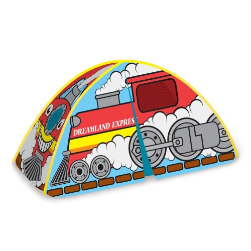 Pacific Play Dream Land Express Train Bed Tent