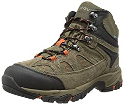 Hi-Tec Men\'s Altitude Lite I WP Hiking Boot, Smokey Brown/Taupe/Red Rock,11 M US